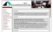 Accounting for Success PC