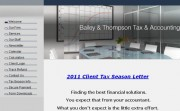 Bailey & Thompson Tax & Acctng